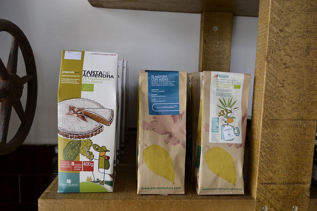 Productos varios tienda MercaMaris Mariscos gallegos a domicilio