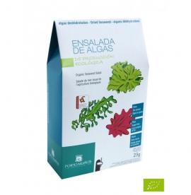 Comprar Ensalada de algas deshidratada 25g a domicilio al mejor precio online, económico y barato. Primera y máxima calidad
