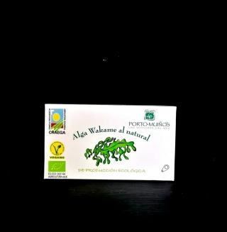 Comprar Alga Wakame al natural - 80g a domicilio al mejor precio online, económico y barato. Primera y máxima calidad