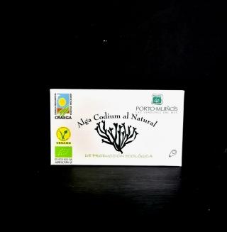 Comprar Alga Codium al natural - 88g a domicilio al mejor precio online, económico y barato. Primera y máxima calidad