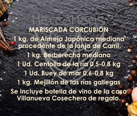 Mariscada Corcubión