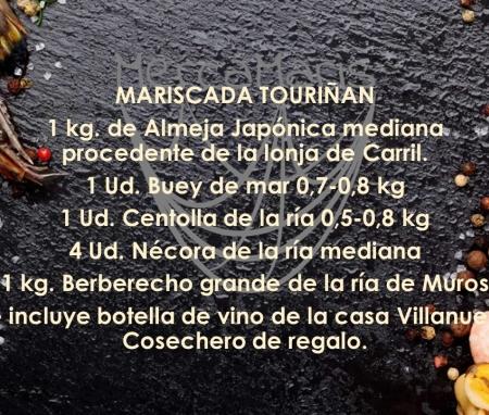 Mariscada Touriñan