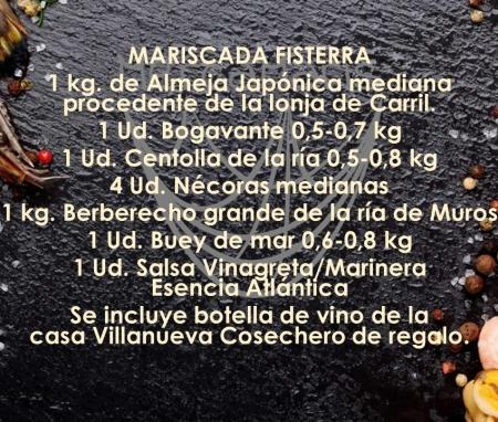 Mariscada Fisterra