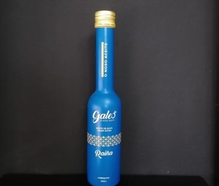 Aceite Raíña 250ml - Aceituna gallega 100%