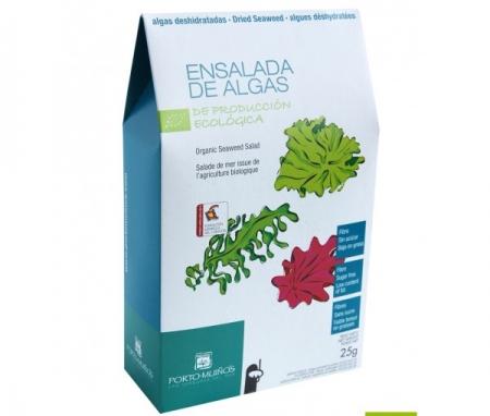 Ensalada de algas deshidratada 25g